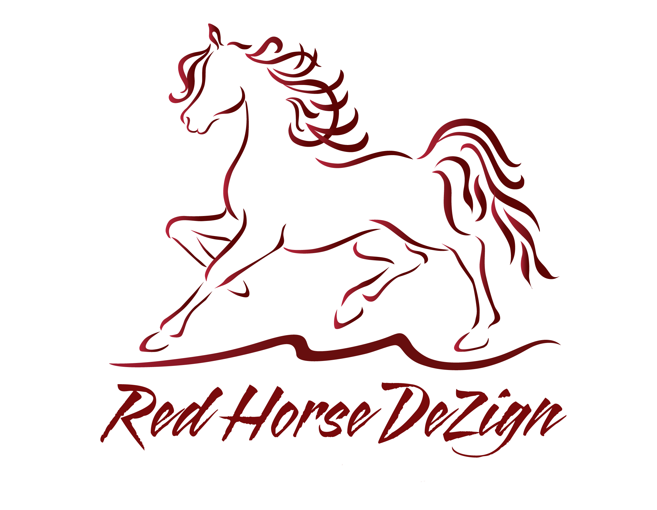 red-horse-dezign-logo-graphic-design