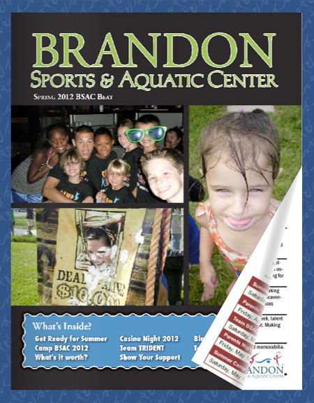 BSAC-spring-2012-newsletter-graphic-design