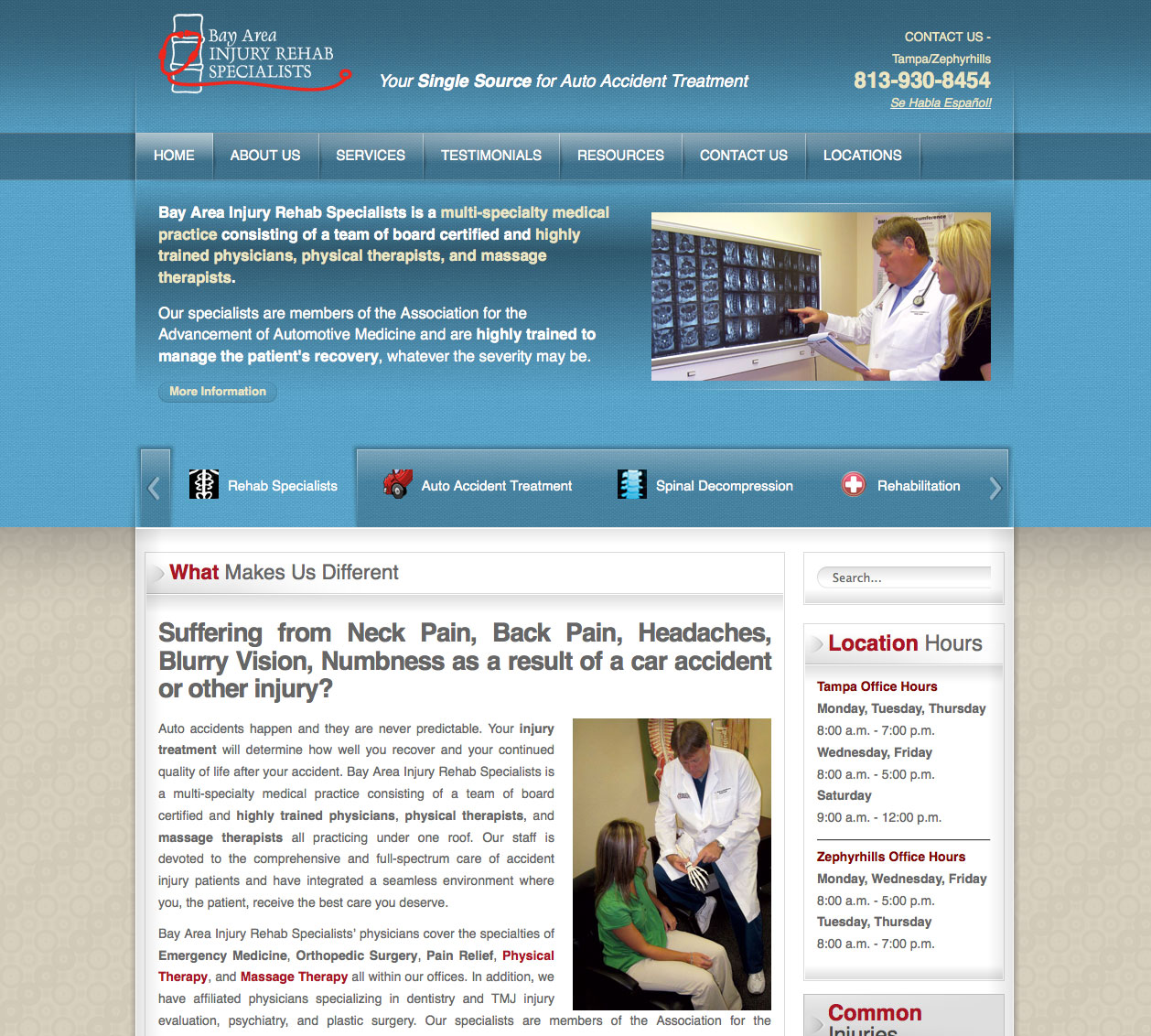 doctor-website-design-tampa