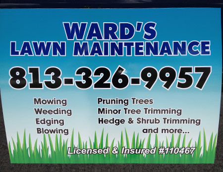 lawn-truck-magnet-sign-design