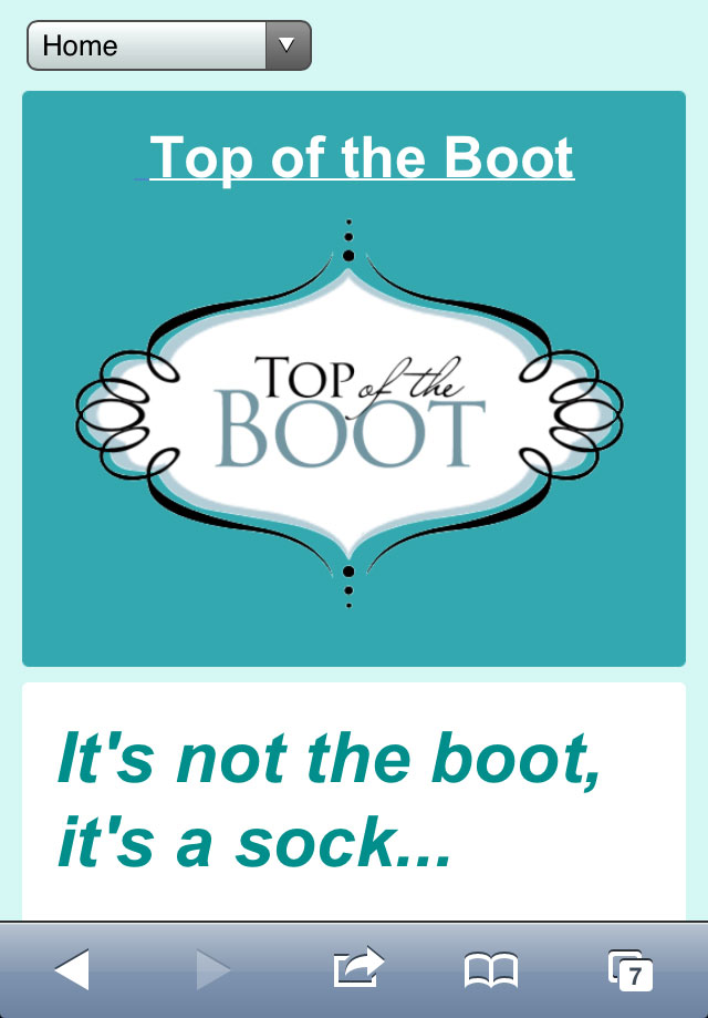 mobile-site-top-of-the-boot